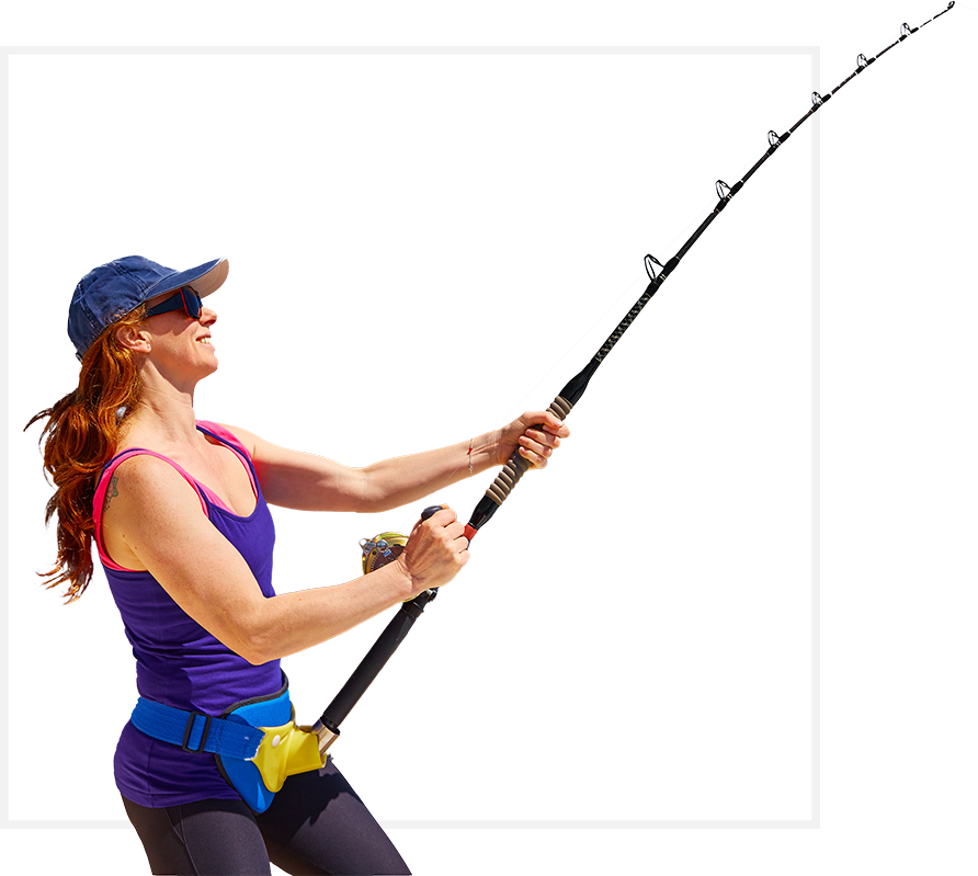 Ribbons Fishing